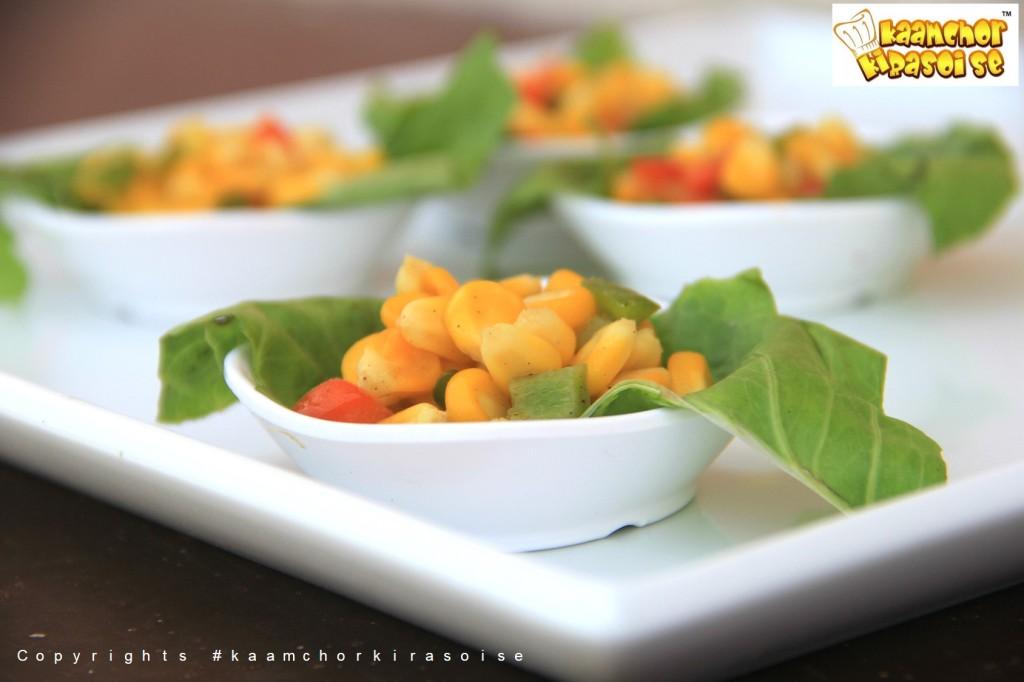 KKRS_Jain Sweet Corn Chaat